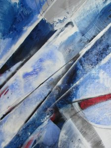 Space 1 von Albers Kunst