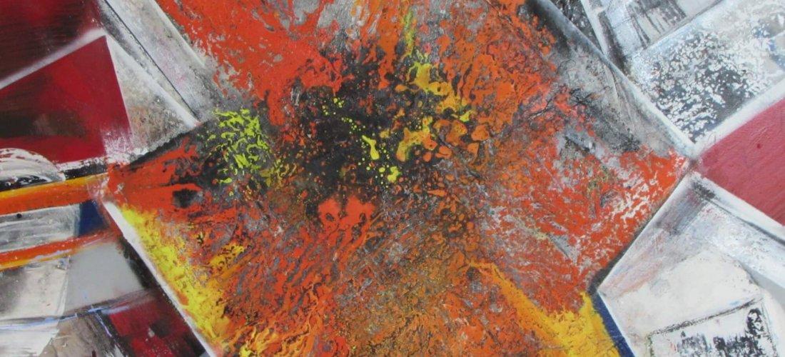 Rising Sun von Albers Kunst