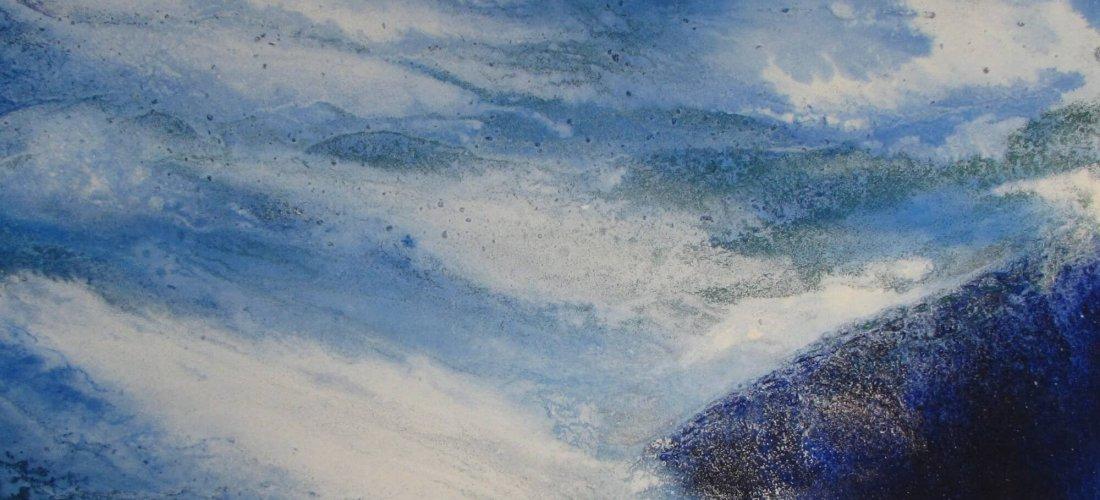 Sehnsucht nach dem Meer von Albers Kunst