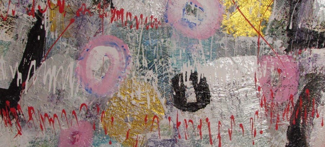 Zeichen der Leidenschaft 3 von Albers Kunst