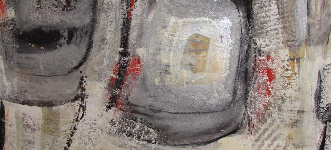 Zweisamkeit von Albers Kunst
