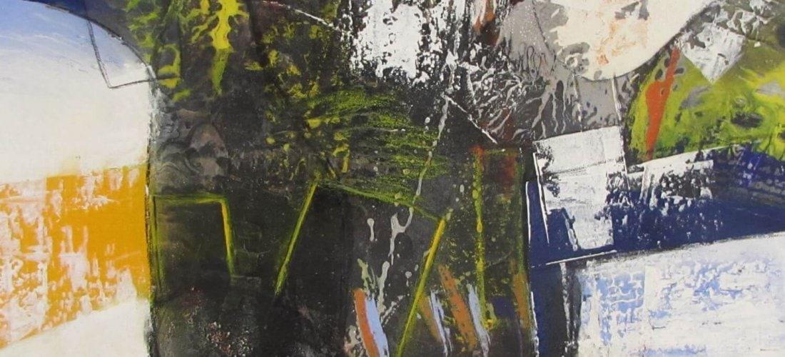 Hinter dem Horizont von Albers Kunst