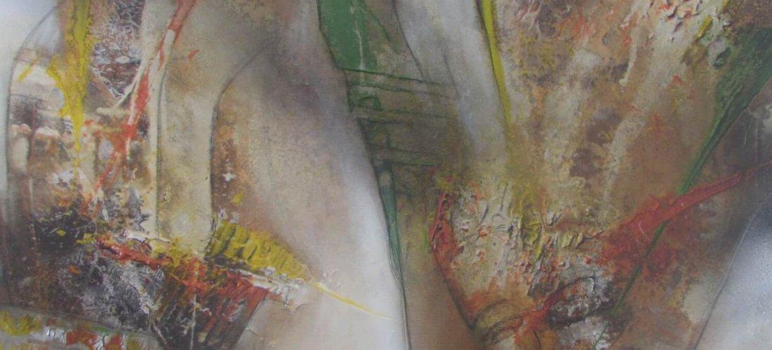 Seelenwanderung von Albers Kunst
